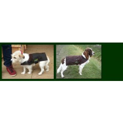 Hunter Harvey Dog Jacket
