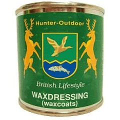 Hunter blikje waxdressing