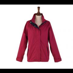 Mongo Logan Jacket Waterproof Raspberry