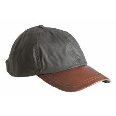 Mongo Peak Cap Harry Black