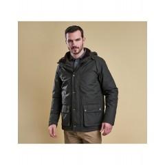 Barbour Woodfold Jacket - Donker Groen