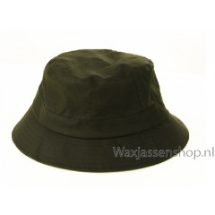 Hunter Bush hat Groen