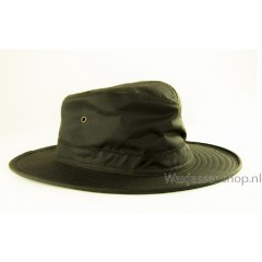 Hunter Glenn wax hoed Groen
