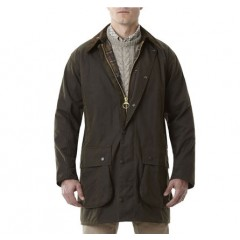 Barbour Waxjas Northumbria Olive