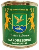 Hunter blikje waxdressing